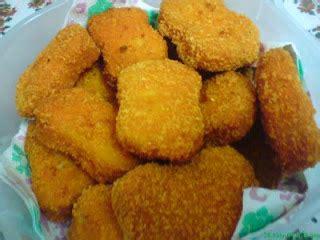 resep nugget ayam enak resep masakan
