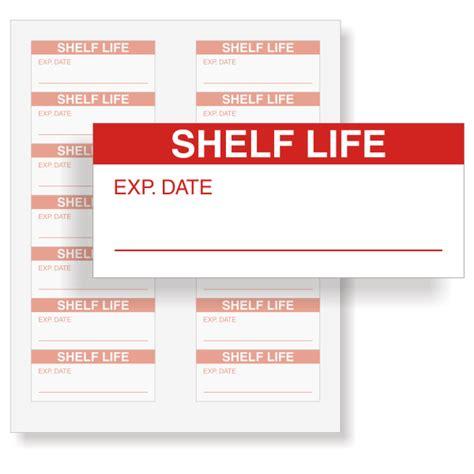 Shelf Of Dates by Shelf Qc Labels Shelf Labels