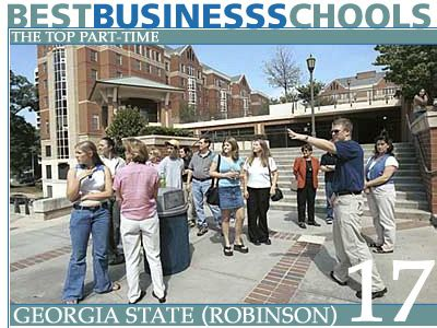 Boston College Part Time Mba Gmat by The Top Part Time Business Schools