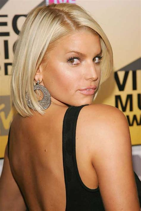 15 Jessica Simpson Bob Hair   Bob Hairstyles 2017   Short
