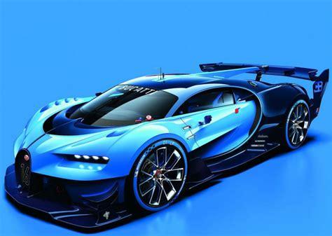 bugatti concept car bugatti vision gran turismo
