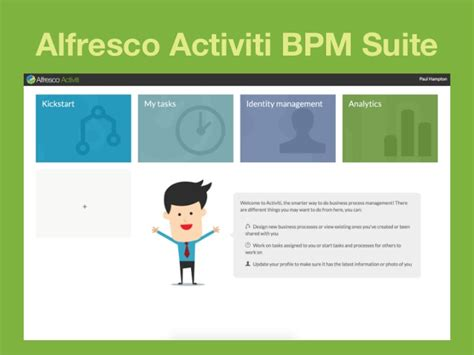 activiti workflow step by step introduction to alfresco activiti bpm