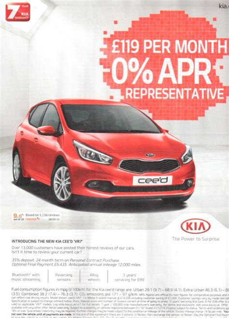 Kia Advert 1000 Images About Print Advertising Reevoo Everywhere