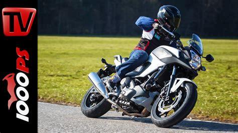 Motorrad Mieten A2 by Video 2015 Honda Nc750x Test A2 48ps Einsteiger