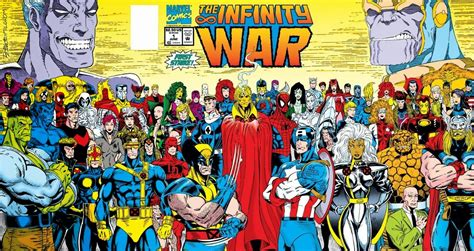 marvel s infinity war the of the 10 quot infinity war quot characters that should hit the mcu