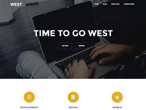 one page layout wordpress free 35 best free one page parallax wordpress themes 2018