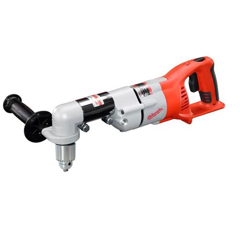 milwaukee tool m28 cordless right angle drill bare tool