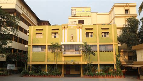 St Joseph College Mba Program by Top Mba Colleges In Hyderabad