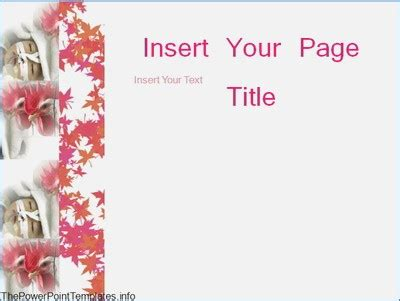 Girly Powerpoint Templates Harddance Info Girly Powerpoint Templates