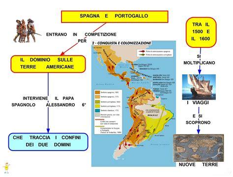 porto della spagna mappa concettuale spagna e portogallo
