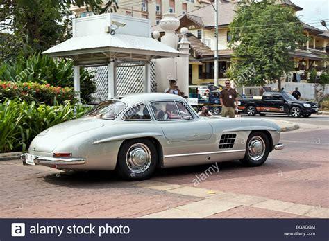 mercedes thailand mercedes 300sl gullwing vintage classic motorcar