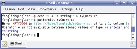 qt xquery tutorial integrating compiler messages profound titles no one gets