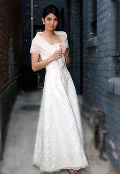 Filipiniana mod buckle up your maria clara dress
