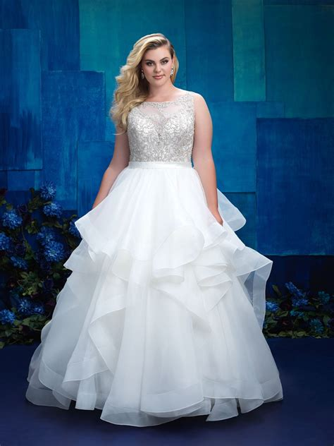 marriage wear dresses bridals w393 plus size bridal dress madamebridal