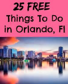 Free Things To Do In 25 Free Things To Do In Orlando Fl