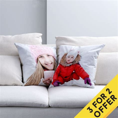 custom cusions custom cushions with photo personalized pillow with