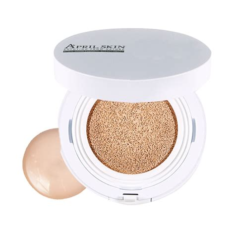 April Skin Magic Cushion White 2 0 april skin magic snow cushion white 15g spf50 pa