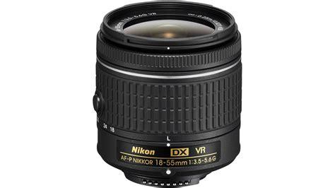 Lensa Nikkor Af P 18 55mm F3 5 5 6g Vr For Nikon Dslr nikon af p dx nikkor 18 55mm f 3 5 5 6g vr review rating