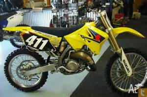 Suzuki Motorcycles 125cc For Sale Suzuki Rm125 125cc K8 2009 For Sale In Prospect Tasmania