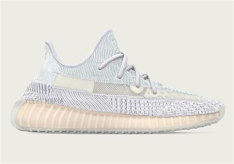 adidas yeezy boost 350 v2 cloud white release info sneakernews