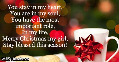 stay   heart  christmas message