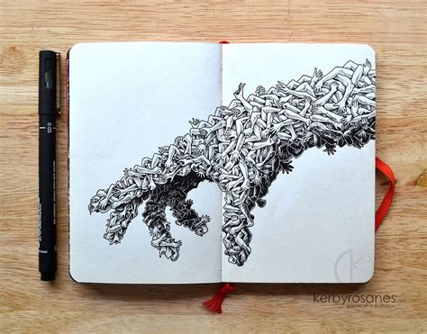 kerby rosanes sketchbook kerby rosanes sketchbook drawings from 2014 scene360