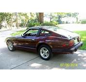 Find Used Datsun 280 ZX TURBO Low Mileage In Arcadia