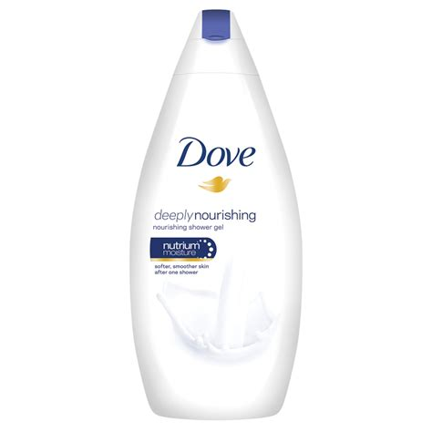 Dove Shower Gel tripleclicks dove shower gel original