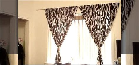 hang pictures without holes how to hang curtains without making holes in the wall