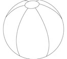 beach ball coloring pages coloring pages - Beach Ball Coloring Page Printable