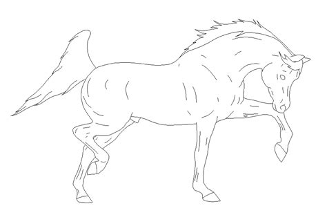 Arabian Horse Coloring Pages Car Interior Design Arabian Coloring Pages