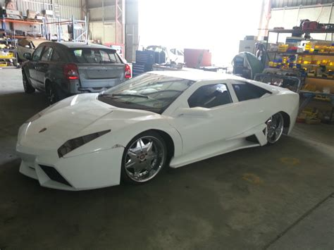 lamborghini replica white lamborghini reventon replica for sale in australia