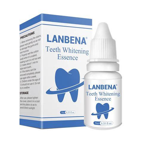 ml teeth whitening herb essence liquid oral hygiene