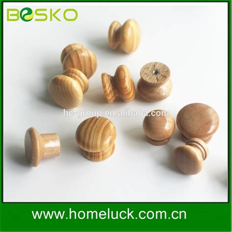 Small Wooden Knobs by Material Drawer Wood Door Handles Small
