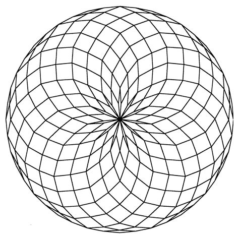 geometric designs using compass geometric patterns with compass