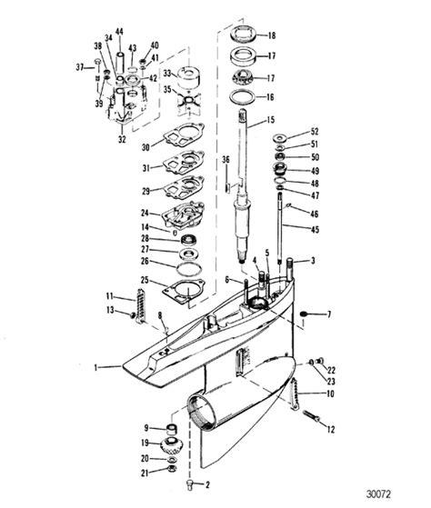 alpha one parts diagram marine parts plus mercruiser serial r mr alpha one transom