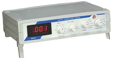 Digital Conductivity Meter conductivity meter portable conductivity meter