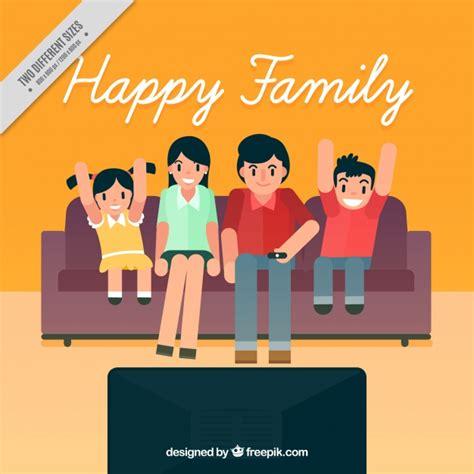 imagenes de la familia viendo tv fondo de familia en el sal 243 n viendo la televisi 243 n