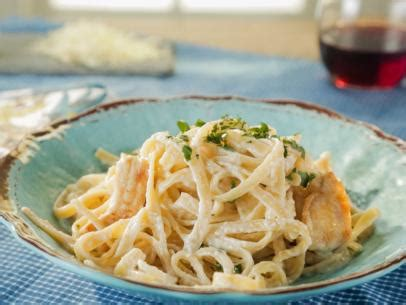 Ina Garten Alfredo Sauce by Fettuccine With White Truffle Butter And Mushrooms Recipe