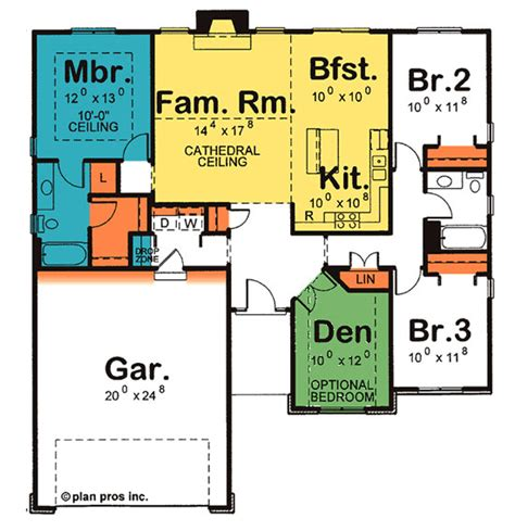 ranch house custom home floor plans archives american houses 4 sale macomb mi ranches