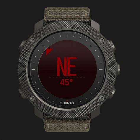 Suunto Traverse Black Original suunto traverse alpha foliage marines shop