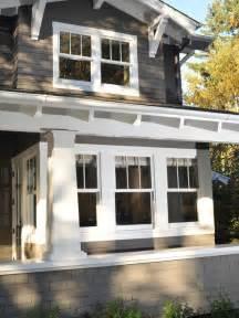 Craftsman Style Windows Decor Craftsman Window Trim Home Design Ideas Pictures Remodel And Decor