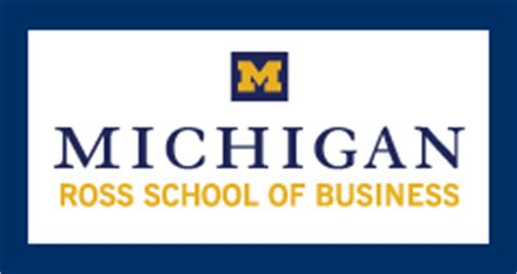 U Of M Ross School Of Business Mba by Ross On Itunes U Stephen M Ross School Of Business