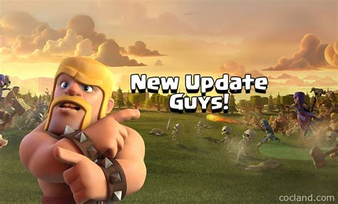 2016 New Update Clash Of Clans | clash of clans january update loot cart star bonus and