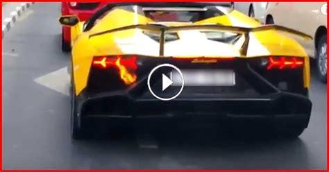 Lamborghini Brennt angeberei mit einem 400 000 lamborghini geht schief