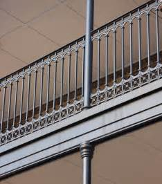 cast iron banister traditional cast iron stair and balcony railings