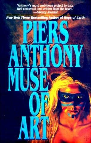 muse of art (geodyssy, book 4) by piers anthony