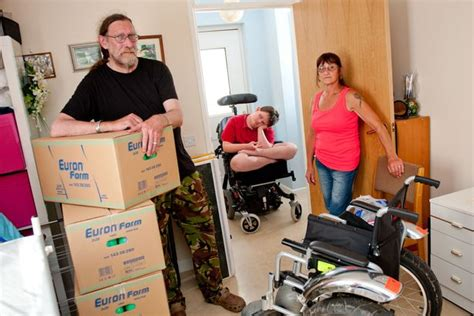 Drake Wheelchair World War Iii - brexit has left the poor up the creek without a paddle as