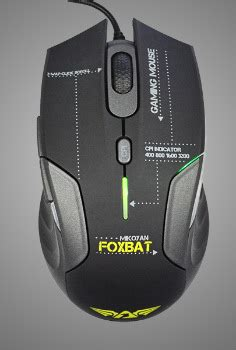 Mouse Armaggeddon Foxbat armageddon mikoyan foxbat mouse for pc gaming by armaggeddon