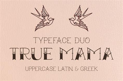 old latin tattoo fonts true mama font download kreativ font